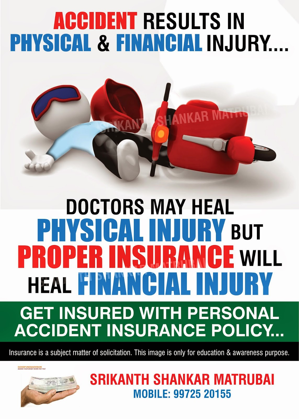 Personal Accident Cover Car Insurance