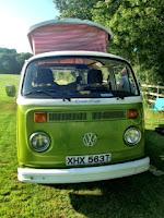Ermintrude the VW camper