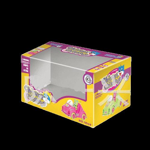Custom Toy Box