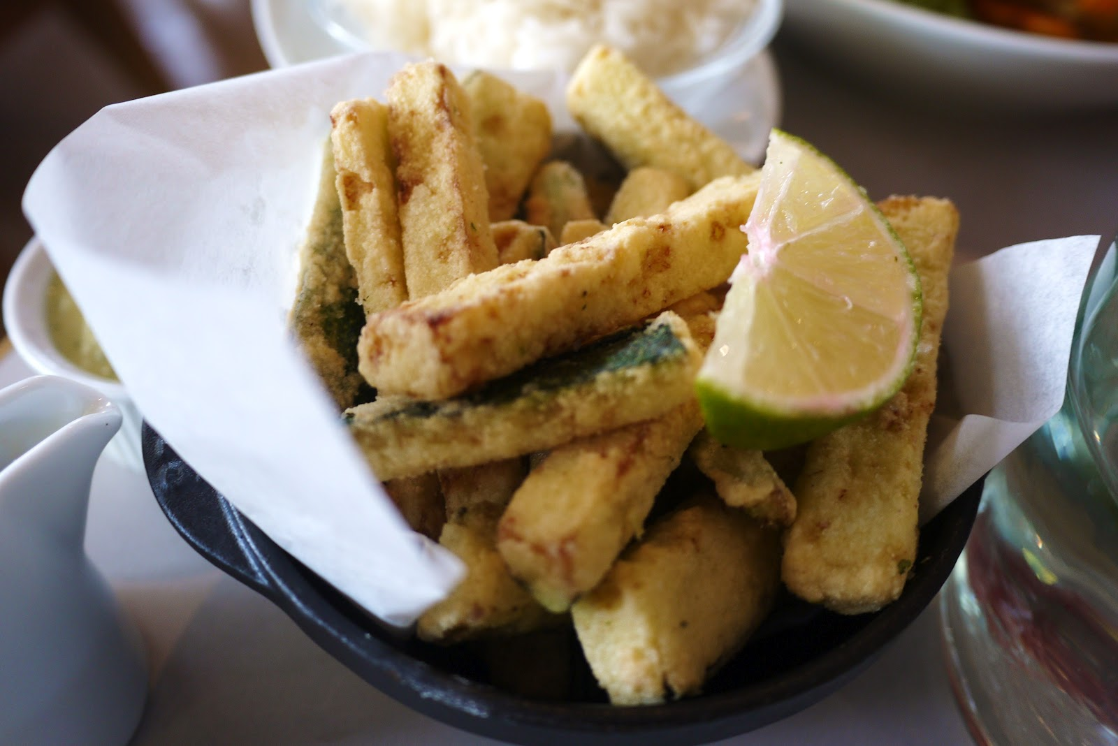 Granger & Co Courgette Fries