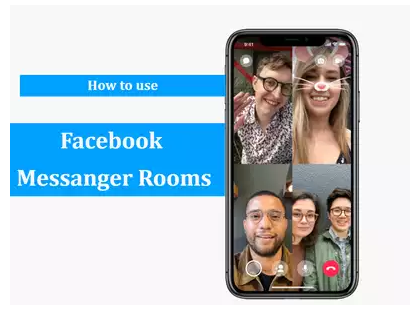 Facebook Messenger Rooms: How to make video calls with 50 people at once