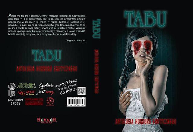 Książkowe Wymiary Tabu Antologia Horroru Erotycznego Z