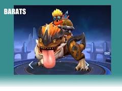 Hero Baru Barats Mobile Legends Pelajari Skill Sebelum Menggunakan