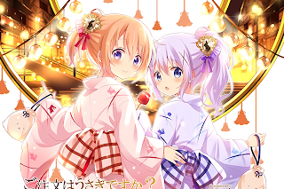Gochuumon wa Usagi Desu ka?? Movie: Dear My Sister Subtitle Indonesia
