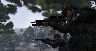 Arma3用スウェーデン軍MOD