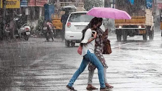 Rainfall Today In Tamilnadu 2021
