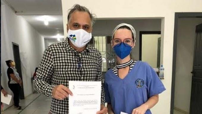 Deputado Geraldo da Rondônia está curado do COVID-19