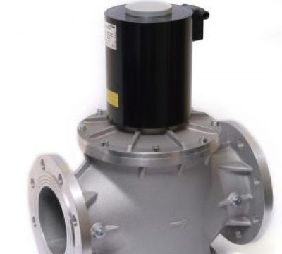 Delta Elektrogas VF VFT VFH Butterfly Valves for Air and Gas