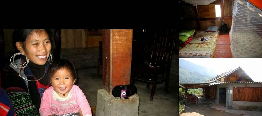 Ms Thao Thi May talk about sapa tour homestay