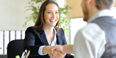 Frequently asked questions in a job interview