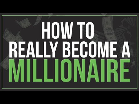 How To Really Become A Millionaire By Stephen Richards