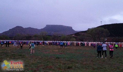 The Start Line | #ZionHalf