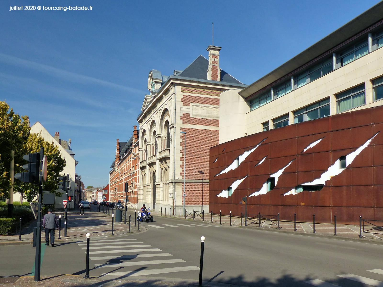 Rue de Gand, Tourcoing 2020