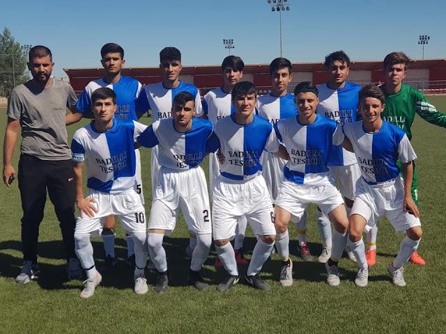 Bozovagücü U19'dan ikinci galibiyet