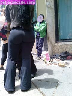 Chica caderas anchas