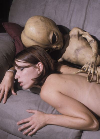I had sex with a real alien porn videos think, what
