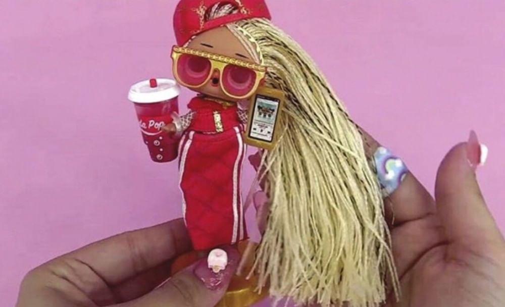 Кукла MC Swag из серии 1 L.O.L. Surprise J.K.