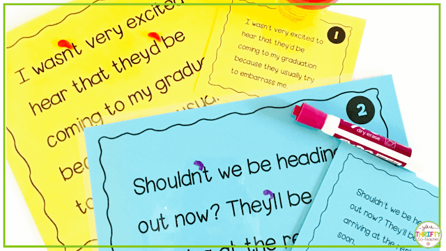 Can your students still use some help with contractions? These contractions work mats will help them master the skill.