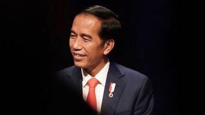 Presiden Joko Widodo Masih Tetap Bekerja