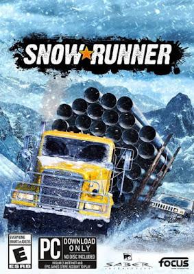 Capa do SnowRunner