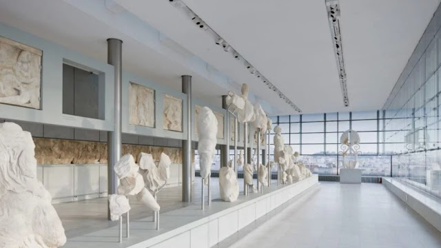The Acropolis Museum and the return of the Parthenon Sculptures: Back to the future