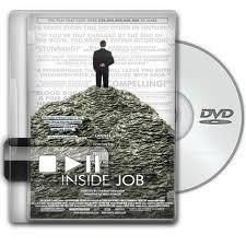 INSIDE JOB (Trabajo Confidencial – Dinero Sucio) [ Video DVD ]