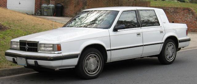 Chrysler Dynasty / Крайслер Династи обзор лучших автомобилей