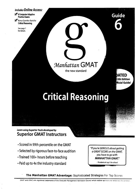 Critical Reasoning : For All Competitive Exam PDF Book