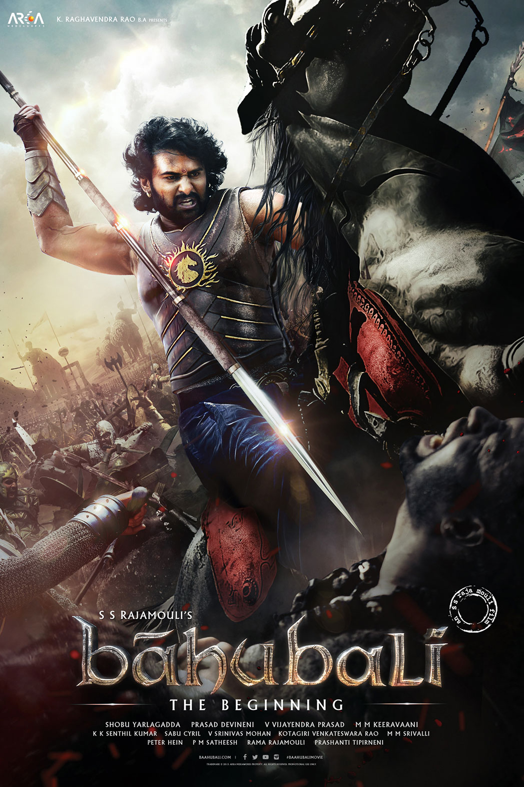 Bahubali The Beginning (2015) เปิดตำนานบาฮูบาลี (ซับไทย)