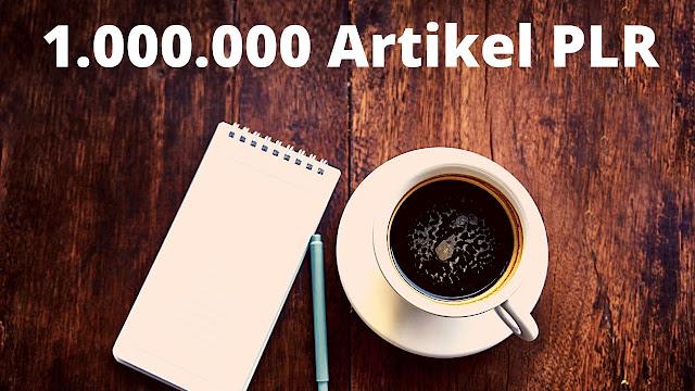 1000000 Articles PLR