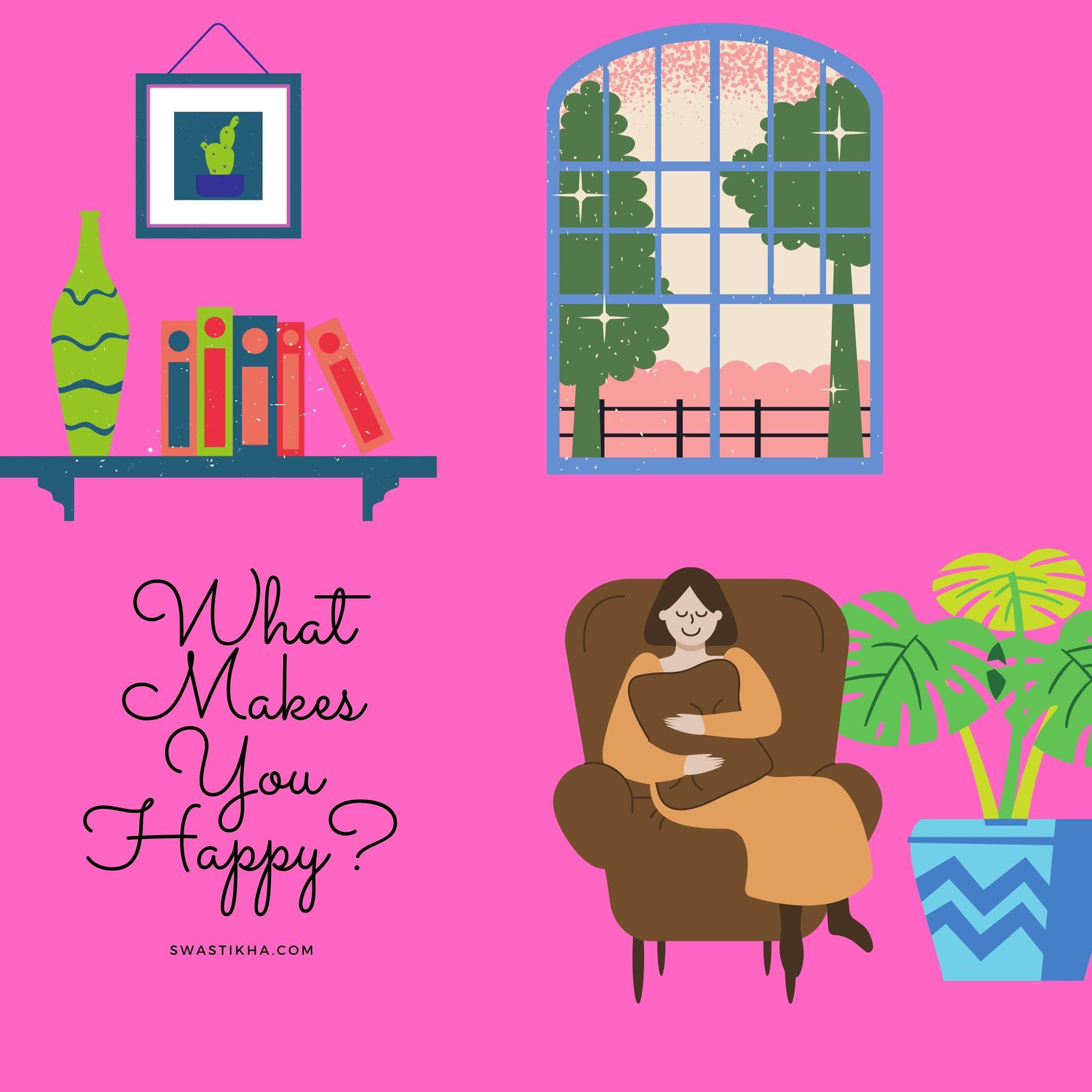 10 Hal kecil yang bikin Bahagia