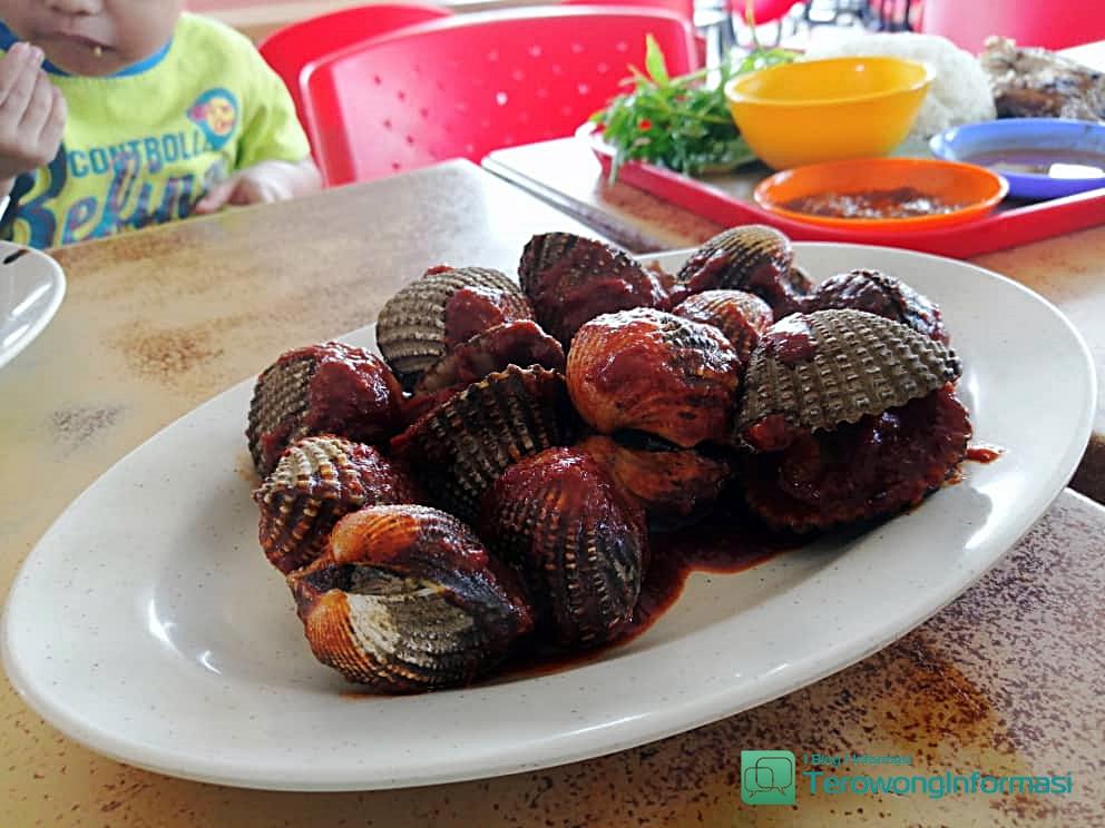 Nasi Dulang Daun Pisang, Sg Ramal, Kajang