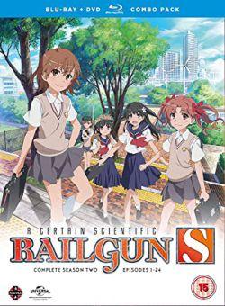 Vùng Đất Pháp Sư 2 - To aru Kagaku no Railgun 2 (2013)