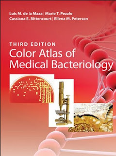 Color Atlas of Medical Bacteriology (ASM Books) 2020