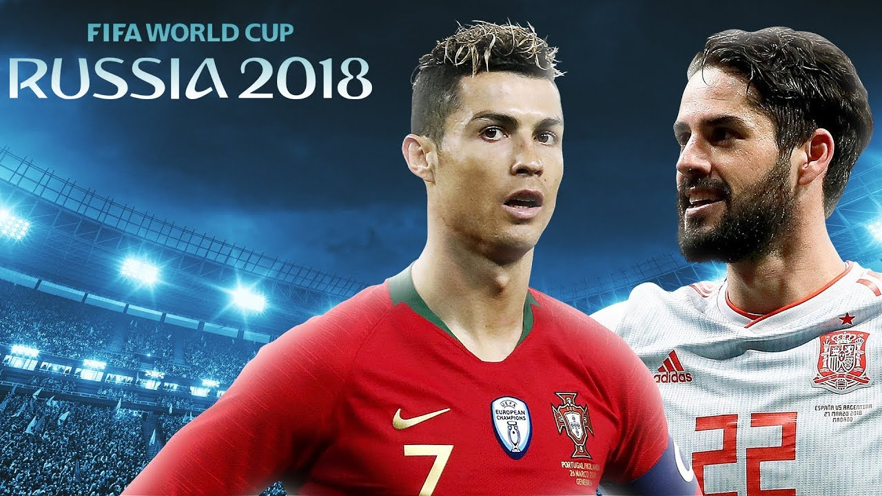 Portugal vs Spain ended in a 3-3 tie goals at 2018 FIFA World Cup Russia