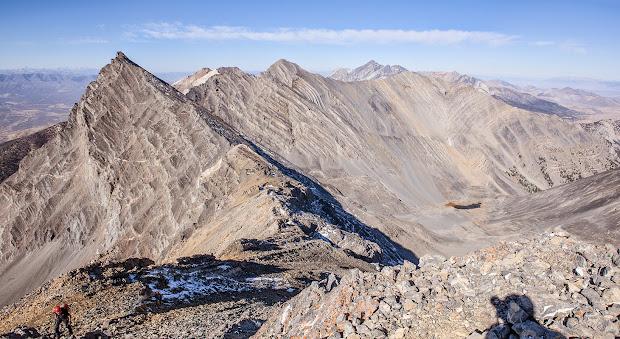 Ramblings Climbing Mount Church And Donaldson Peak Lost