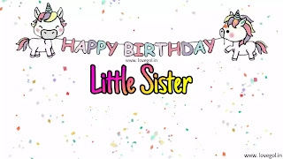 Birthday Images For little sister