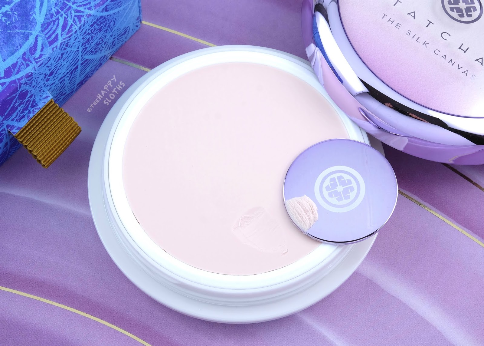 Tatcha | The Silk Canvas Protective Primer: Review