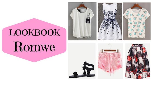LOOKBOOK: wiosna-lato | Romwe