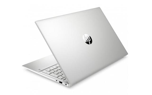 HP Pavilion 15-eg0007ns: portátil Core i7 con gráfica NVIDIA GeForce, disco SSD y teclado QWERTY en español