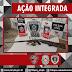 INTEGRAÇÃO: POLÍCIAS MILITAR E CIVIL PRENDEM HOMEM COM DUAS ARMAS DE FOGO NA CIDADE DE CATOLÉ DO ROCHA
