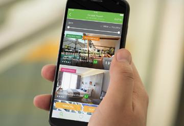 Мобильное приложение Hotellook для Android