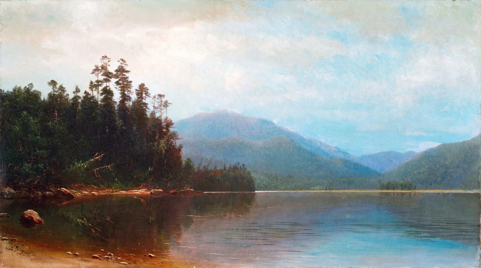 19th Century American Paintings Homer Dodge Martin