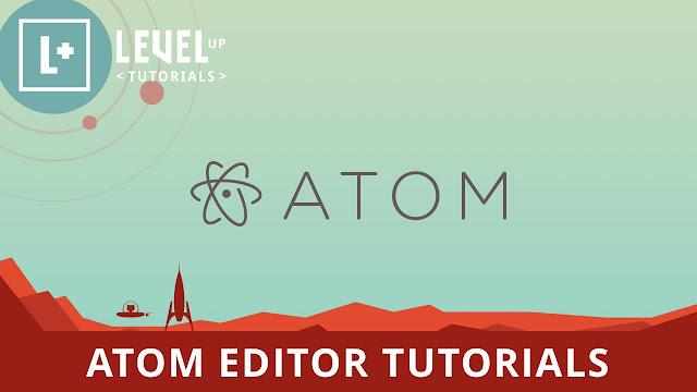 Brief introduction to Atom Editor