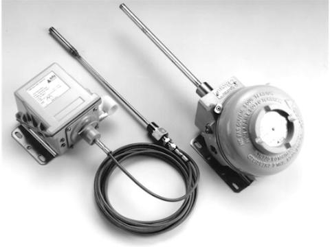 Temperature Switch Performance Series Delta Mobrey