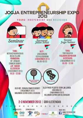 Jogja Kuliner Jogja Entrepreneurship Expo 2013