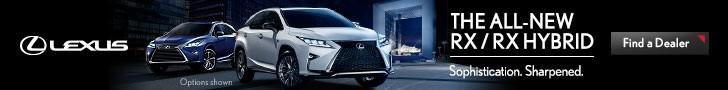 Lexus Thang Long Ads