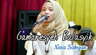 Nissa Sabyan - Gamares