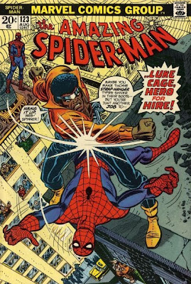 Amazing Spider-Man #123, Luke Cage