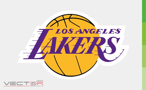 Los Angeles Lakers Logo - Download Vector File CDR (CorelDraw)